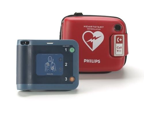 HeartStart FRx - Desfibrilador Automático Externo (DEA)